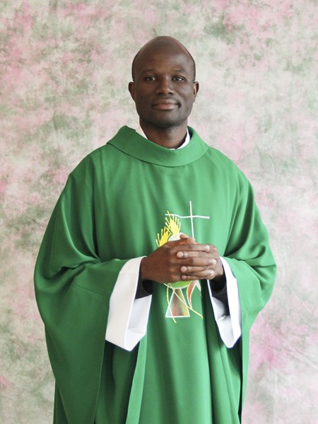 Fr. Thierry Koula SVD
